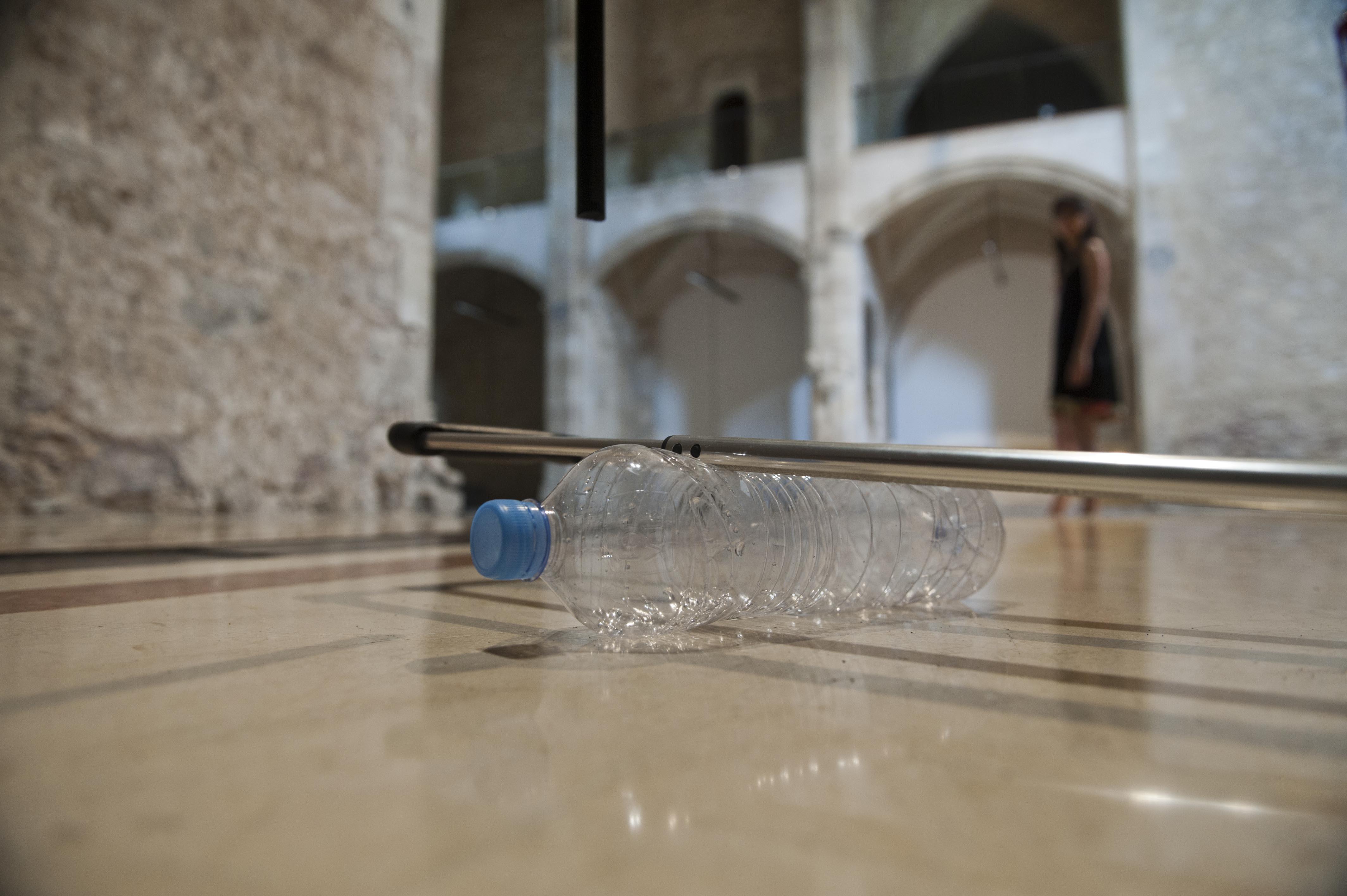 Natascha Sadr Haghighian in Capella MACBA Barcelona, ES