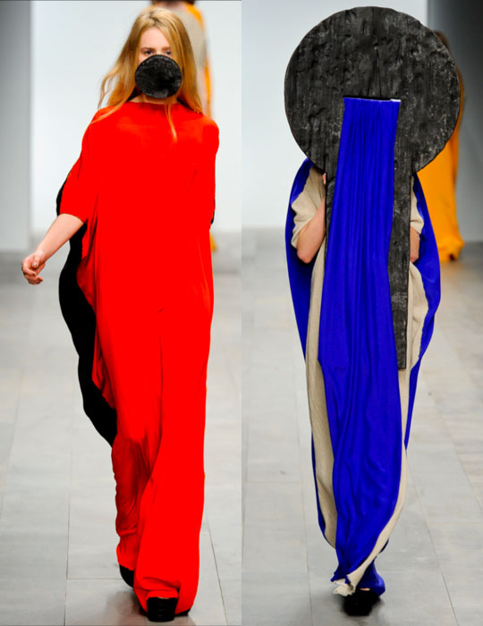 Rejina Pyo wins Han Nefkens Fashion Award 2012