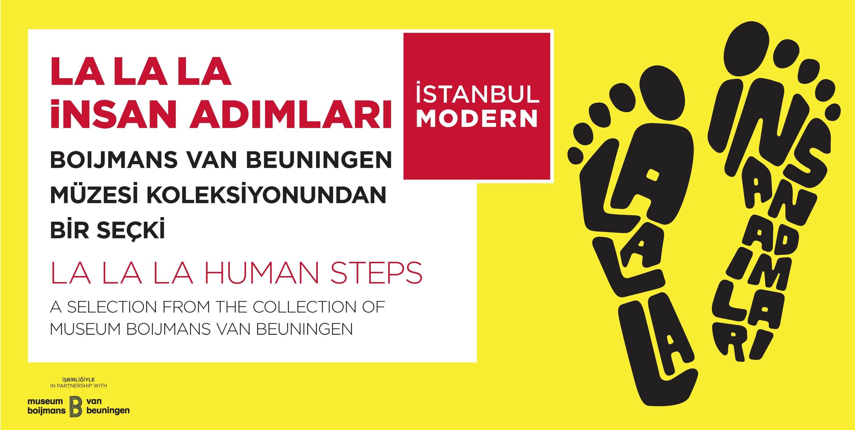 La La La Human Steps