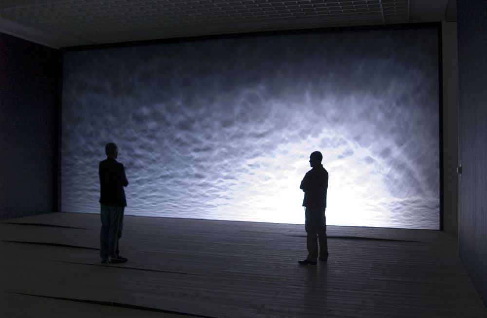 Olafur Eliasson – Notion Motion te zien op de DEAF2012 exhibition