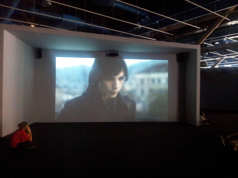 Anri Sala in Centre Pompidou, Parijs (t/m 6 augustus)