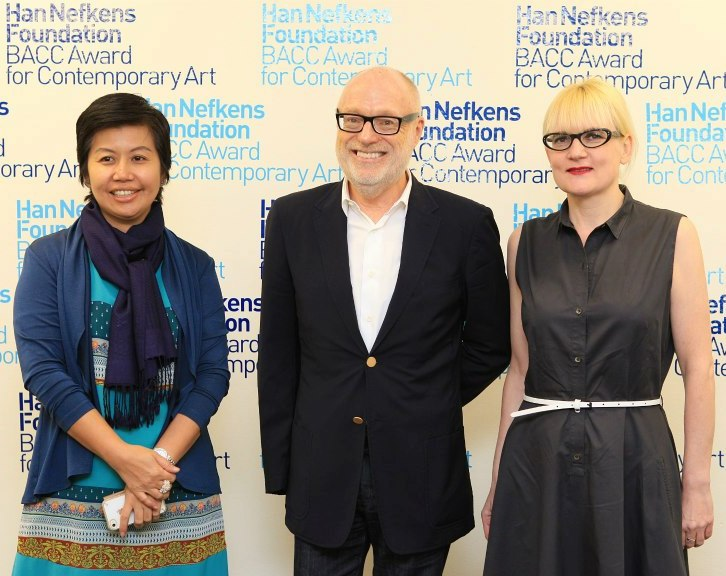 Chinese artist Zhou Tao, winner of the Han Nefkens Foundation – BACC Award