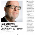 HAN NEFKENS: THE COLLECTOR WHO CATCHES TIME