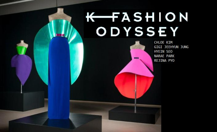 K-Fashion Odyssey with Rejina Pyo at the Korean Cultural Centre, London