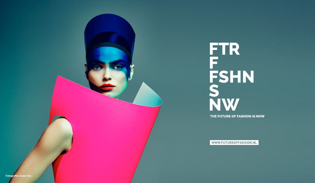 Follow the making of 'The Future of Fashion is Now' online