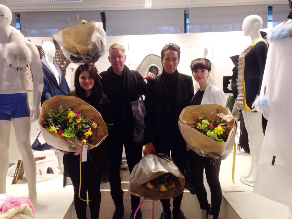 Winnaars Open Call 'The Future of Fashion is Now'