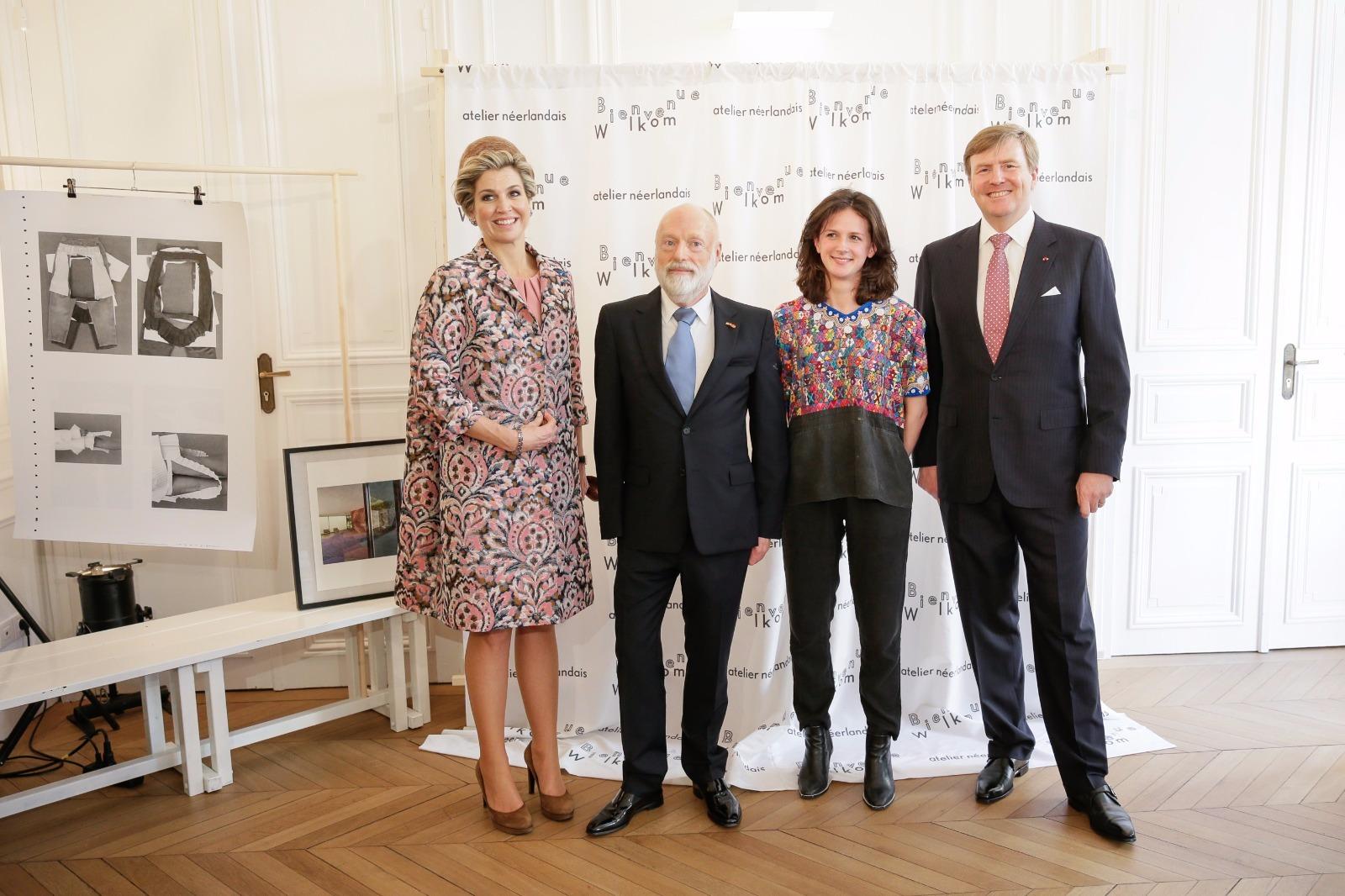 Elisa van Joolen winner scholarship Han Nefkens Foundation