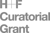 Presentation of H+F Curatorial Grant