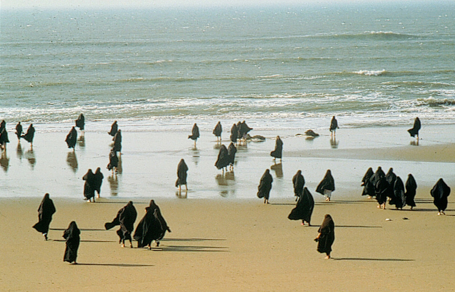 Rapture Series (Women on Beach Scattered)