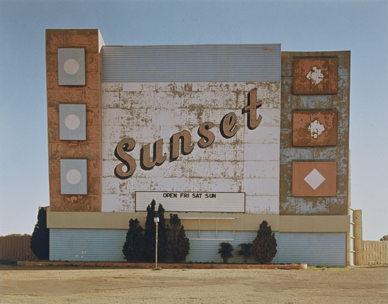 West 9th Ave., Amarillo, Texas, 10/2/1974