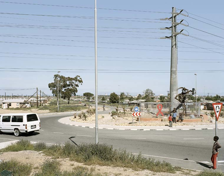 Entrance to Lwandle Township, Strand, Western Cape