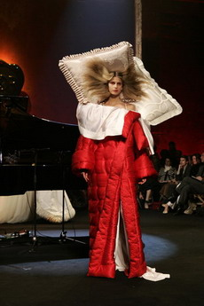 Loans from H+F Collection to Viktor & Rolf retrospective in Barbican